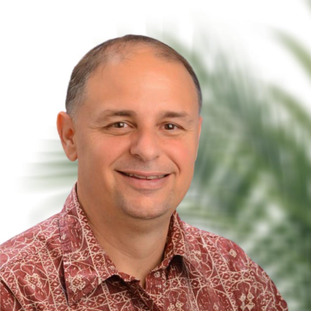 Paul Felix of Business Consulting Resources Wailuku, Maui
