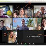 Zoom photo of BCR Hawaii team